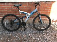 Men's 20inch frame mountain bike