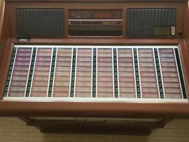 NSM CITY vinyl jukebox