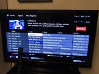 """Sony Bravia 40"""" Freeview HD 200Hz 3D Ready LED TV"""