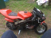 Mini moto Kxd-008
