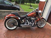2003 Harley Davidson 1450 Fatboy