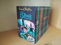 Find Outers Complete 15 Book Collection by Enid Blyton