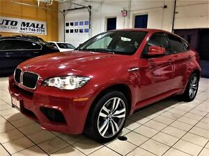 2010 BMW X6 M HEADS UP+NAVI+DVD ENTERTAINMENT+REAR HEATED SEATS