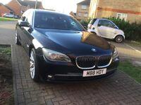 BMW 7 series 730 LD SE Auto 245 BHP cost new £68000