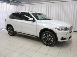 2017 BMW X5 35i x-DRIVE SUV w/ HEAD UP DISPLAY, PANO ROOF, NAV