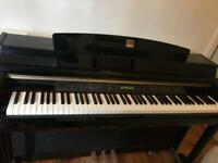 Top of the range Yamaha Clavinova