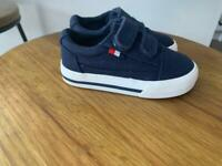 Two pairs of next toddler size 3 pumps.