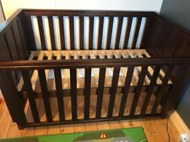 Boori Cot Bed and Chest Of Drawers