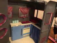 Our generation campervan and doll