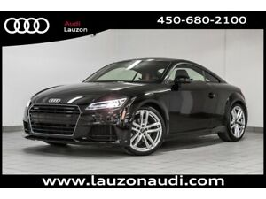 2016 Audi TT S-LINE DRIVER PACKAGE