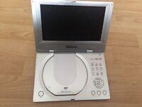 Shinco portable DVD player