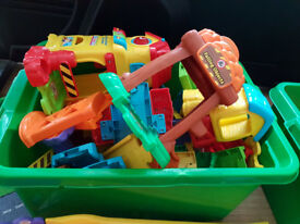 Vtech toot-toot driver sets