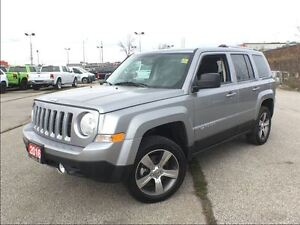 2016 Jeep Patriot NORTH**LEATHER**SUNROOF**6.5 INCH TOUCHSCREEN*