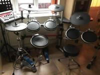 Yamaha Electronic Drum Kit - DTXTREME IIs - with Amp. Professional Standard