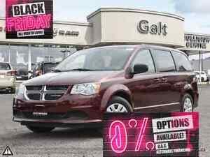 2018 Dodge Grand Caravan SXT | DVD UCONNECT BACK UP CAM