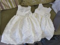two girls party/bridesmaid dresses