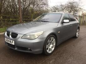 BMW 5 series 4.4 545i SE 4dr HPI CLEAR ,FSH