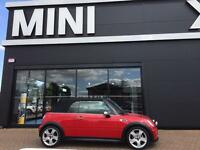 Bmw Mini Cooper s convertible