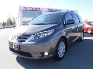 2016 Toyota Sienna XLE AWD 7 Passenger TOYOTA CERTIFIED PRE OWNE