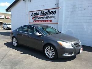 2011 Buick Regal LOADED w/SUNROOF