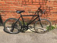 Marlboro Mountain Bike. Good Condition. Checked over. Free Lock, Lights & Local delivery.