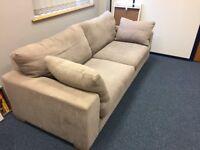 Next Sonoma 3 Seat Sofa