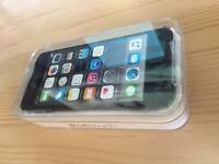 iPod touch 6th Gen - black on gray , 16GB - BRAND NEW SEALED! Never been opened!
