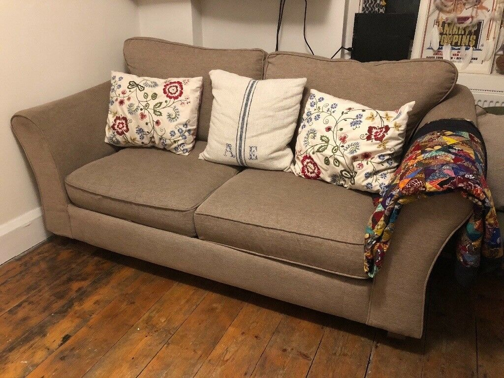 Marks And Spencer Brown Sofa Bed In Hove East Sussex
