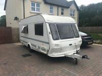 1998 coachman mirage 4 berth caravan