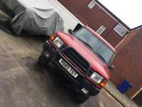 LAND ROVER DISCOVERY 1 JAP IMPORT 2.5 TDI