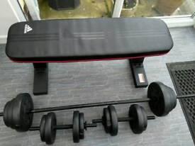 Adidas Bench & Weights