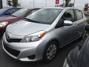 2013 Toyota Yaris LE + AUTOMATIQUE + CLIMATISATION + REGULATEUR