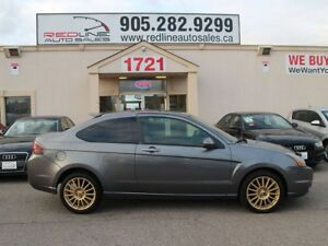 2010 Ford Focus SES, Leather, Sunroof, WE APPROVE ALL CREDIT