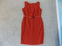 1 M&S RED DRESS..&..1 TENKI (Brand New with Tags) Both Lined. Size 14