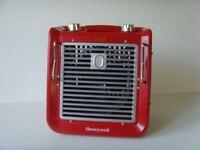 Honeywell 2500W Heavy Duty Fan Heater