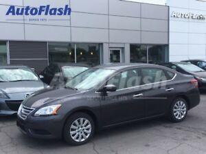 2013 Nissan Sentra S 1.8L *Bluetooth* A/C *Cruise* Gr.Electric*