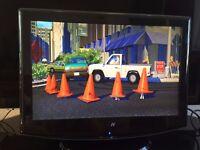 "22"" LCD 720 HD TV"