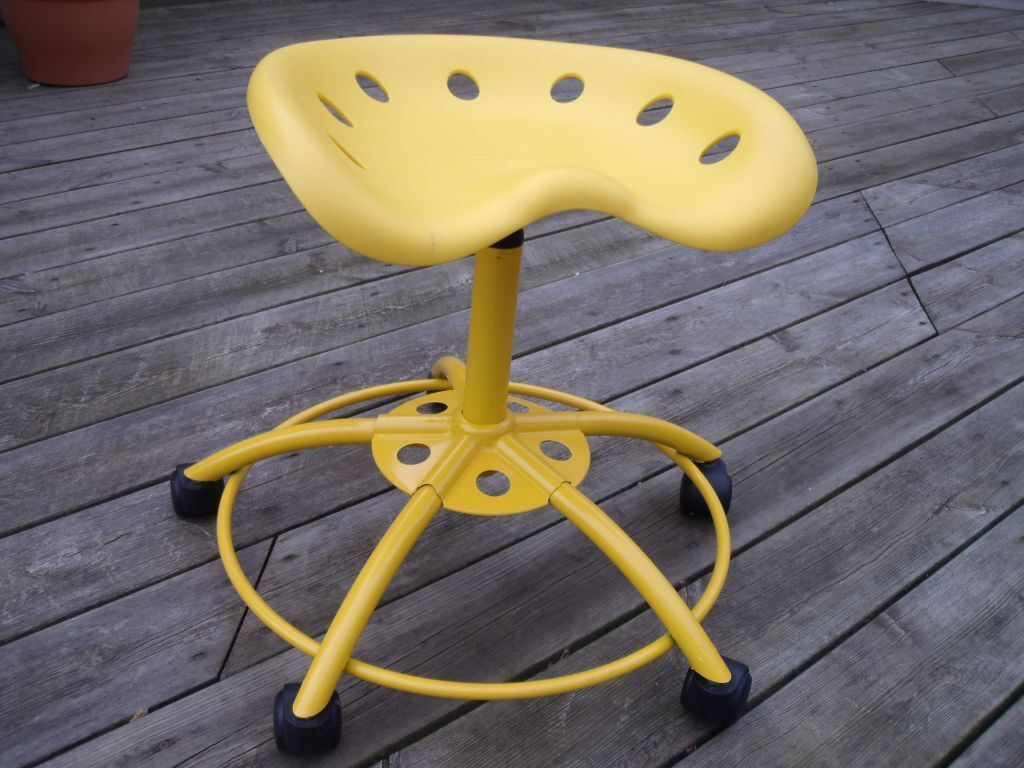 Tractor Supply Tractor Seat Stool Bright Yellow Ikea