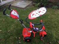 Little tikes 4 in 1 trike - sports edition