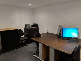 Office Share Friendly Desk Space to Rent London W14 1 MONTH FREE 6 month Licence