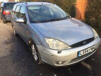 2004 Ford Focus estate diesel long mot