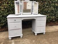 Gorgeous Pine Dressing Table - Shabby Chic