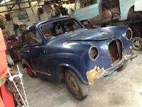 Austin A35 Unfinished Project