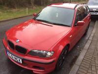 BMW 325i M sport touring