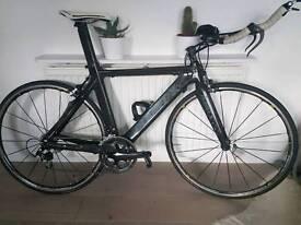 Planet X Pro Stealth Tri TT Bike