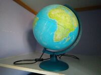 Light Up Globe Light