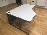 FREE 4 Office Desks - Good quality, large, very good used condition