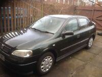 automatic 1.6 engine Astra Envoy with low mileage only 67k