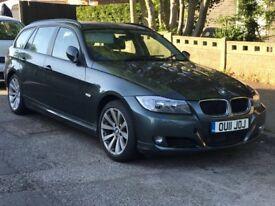 BMW 320D ESTATE 2011 *LONG MOT***