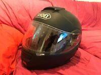 Shoei Neotec Plain Matt Black - Size M